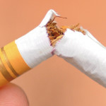 Nudging Smokers with Loss Aversion